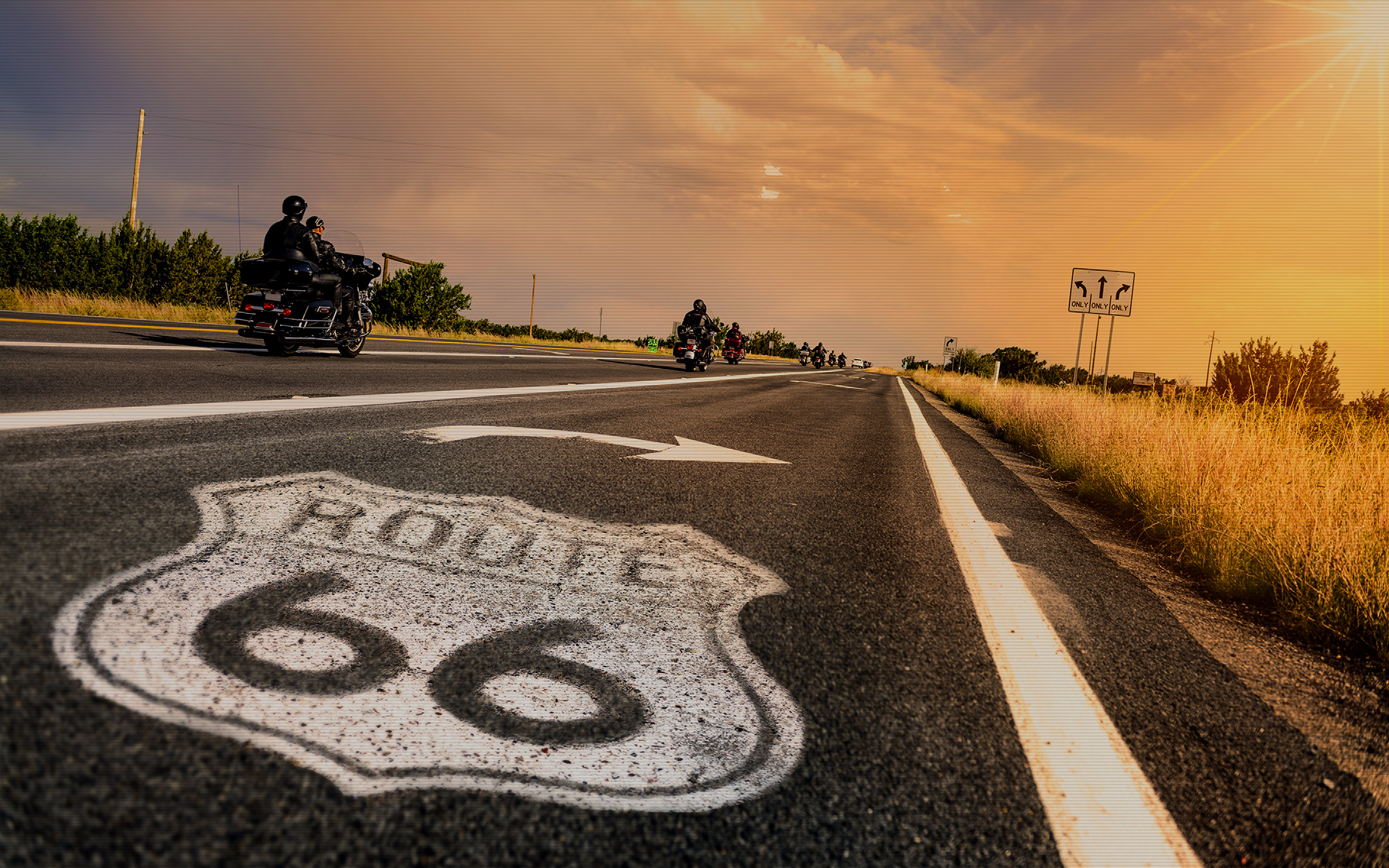 Looking For Route 66